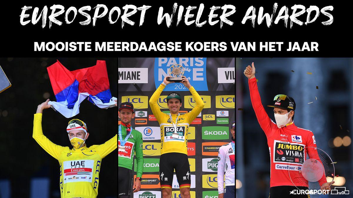 Eurosport Wieler Awards 2020 | Genomineerden 'Mooiste meerdaagse koers van het jaar'