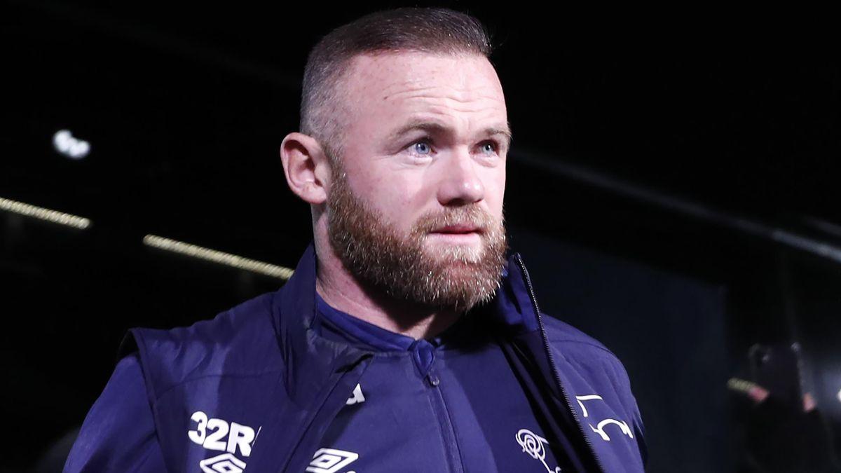 Wayne Rooney, antrenorul lui Derby County