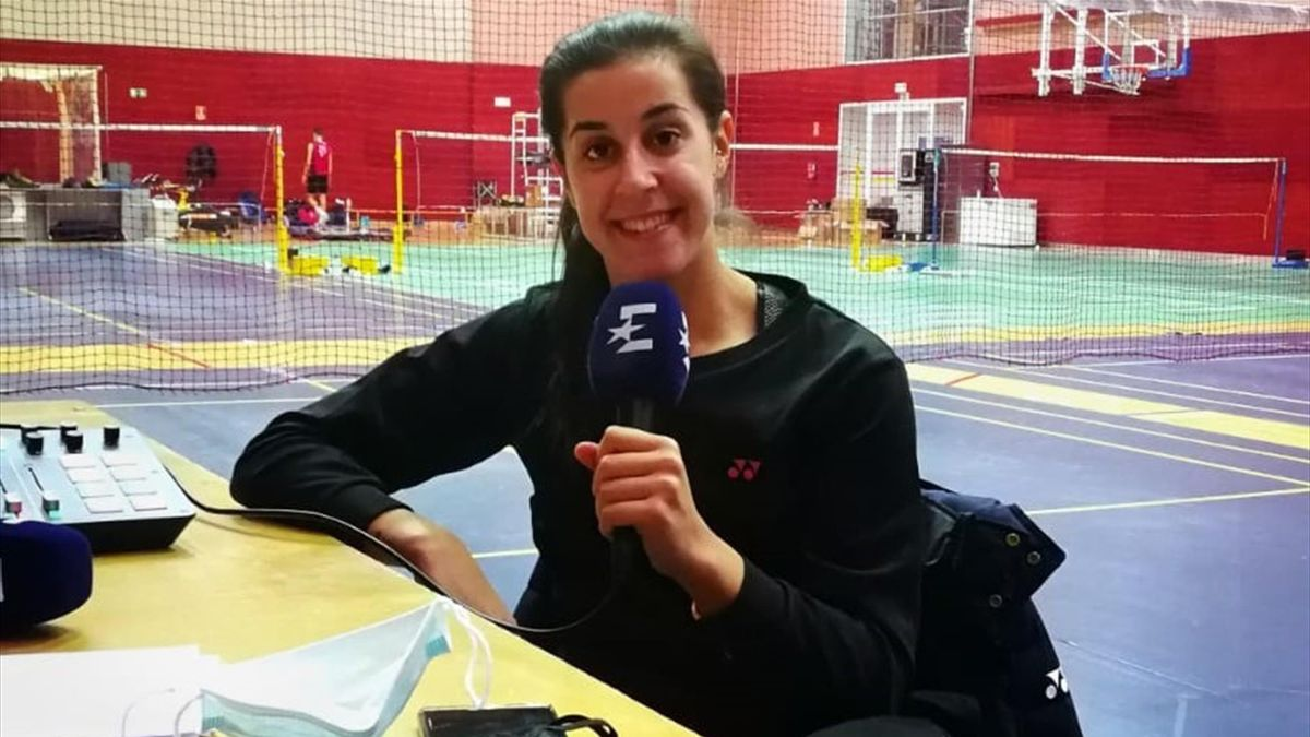 PODCAST 'Planeta Olímpico' | La hora de Carolina Marín