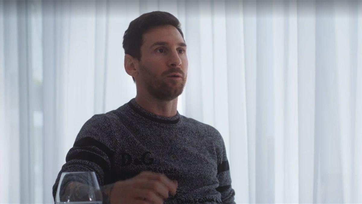 Leo Messi (La Sexta)