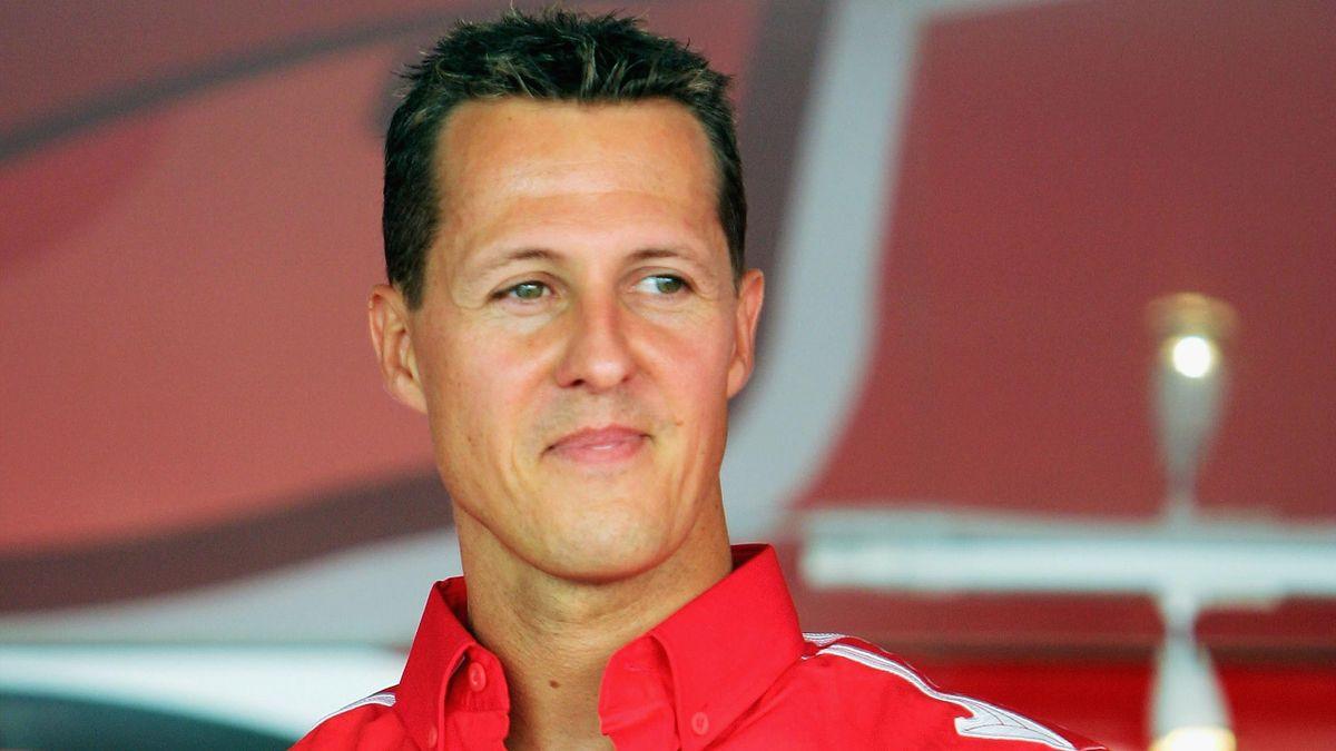 Michael Schumacher (Monza, settembre 2005)