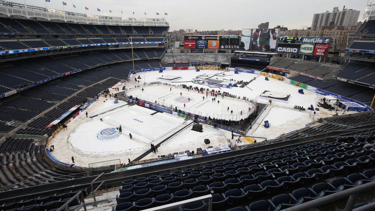 See statt Stadion: NHL geht wohl neue Wege