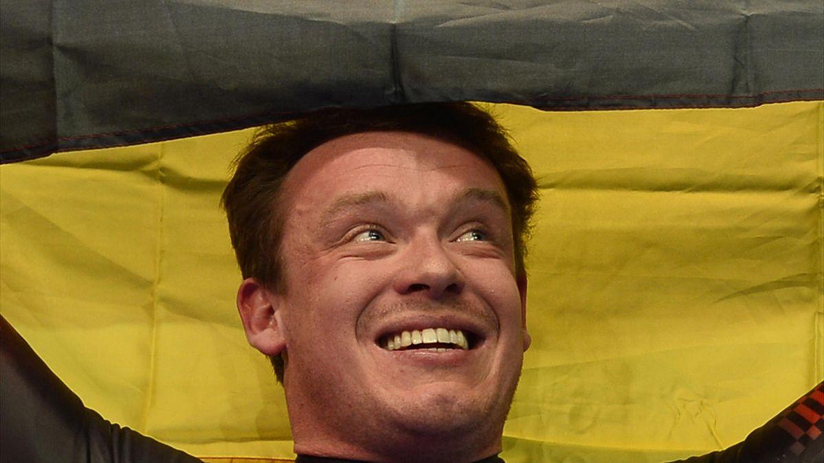 Felix Loch triumphiert am Königssee