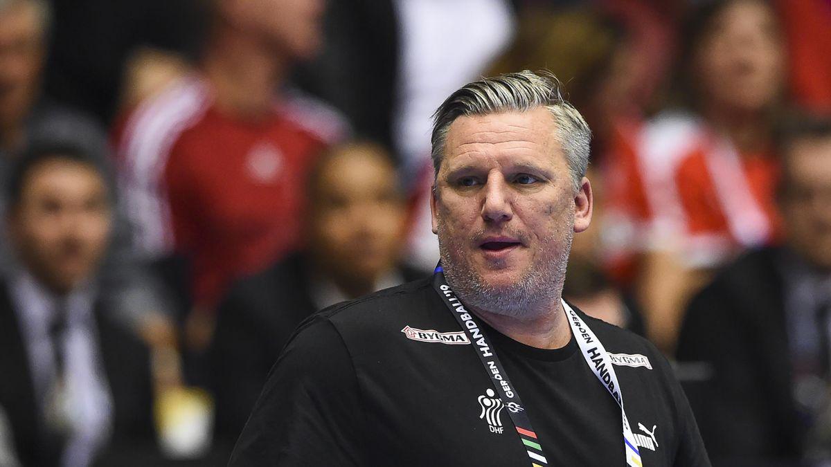 Jacobsen sieht das DHB-Team nicht im Favoritenkreis