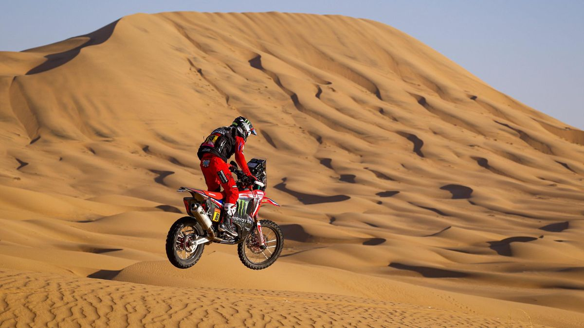 Joan Barreda (2ª etapa Dakar 2021)