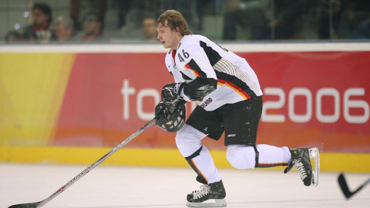 Der frühere Eishockey-Nationalspieler Florian Busch
