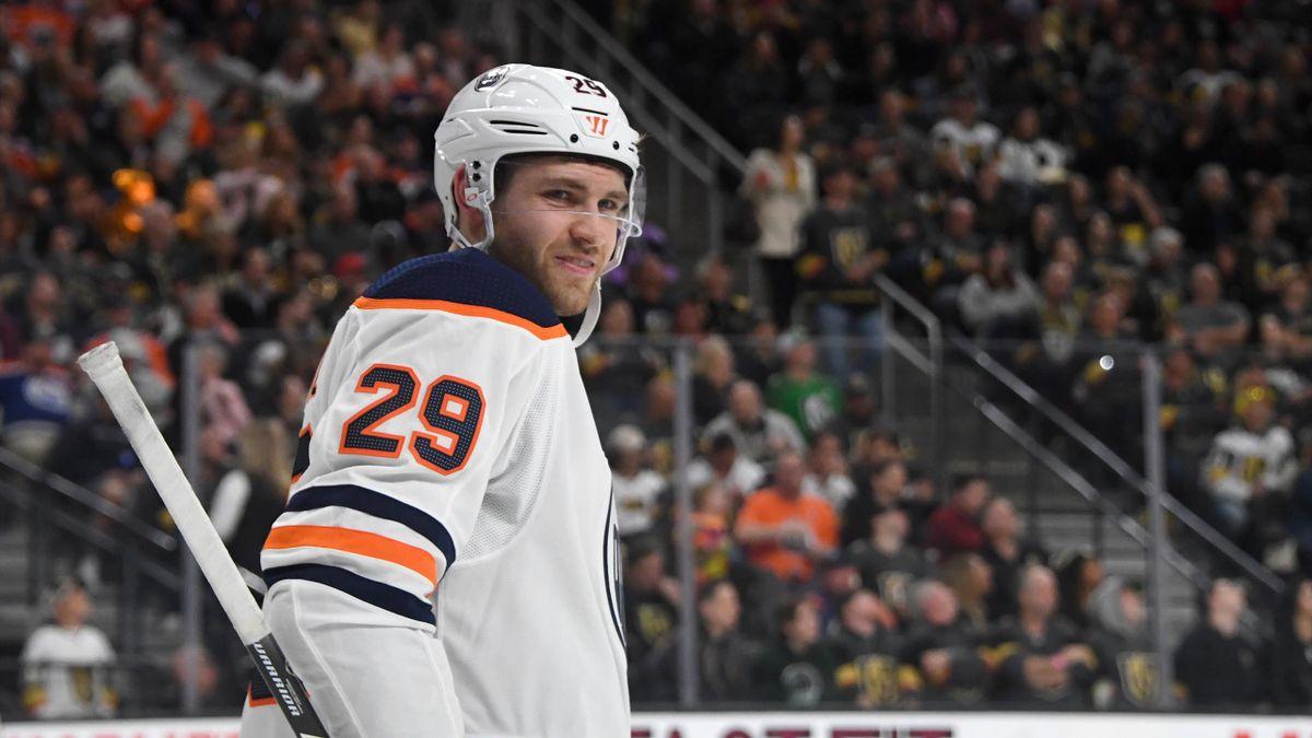 Leon Draisaitl ist amtierender MVP der NHL