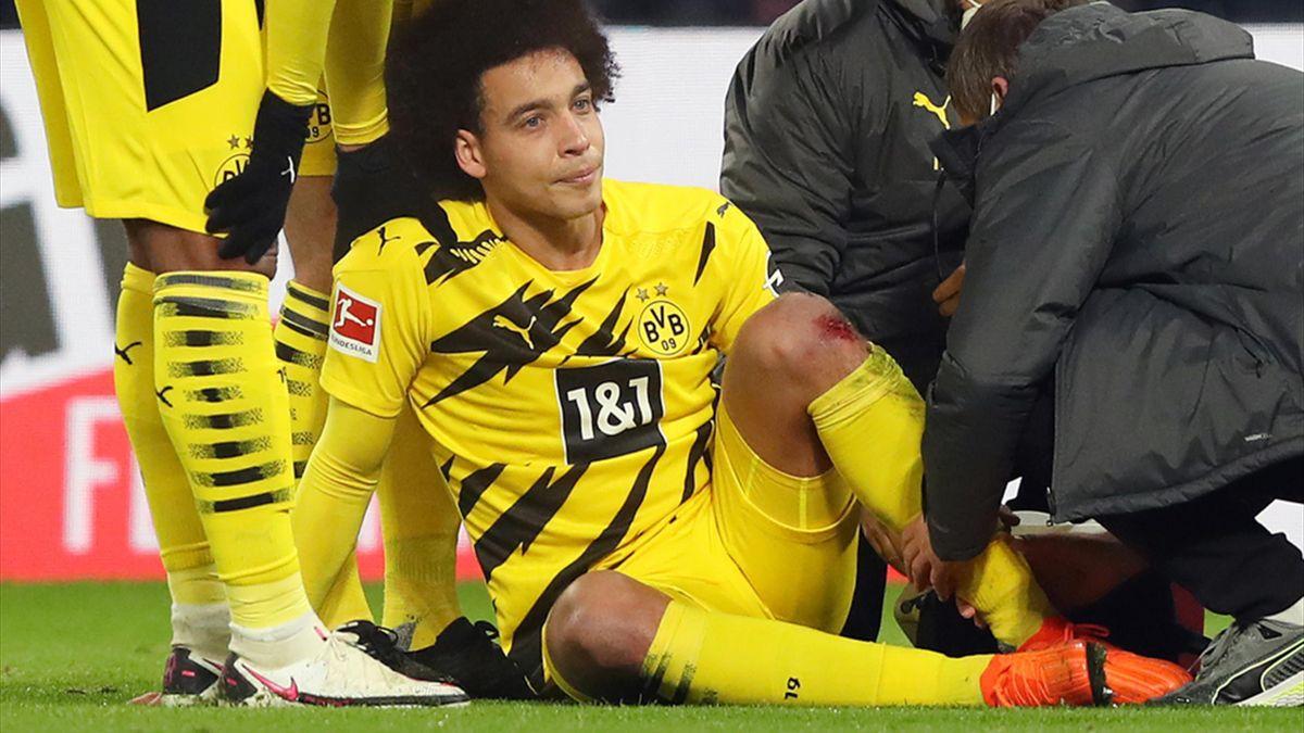 BVB: Axel Witsel erfolgreich operiert