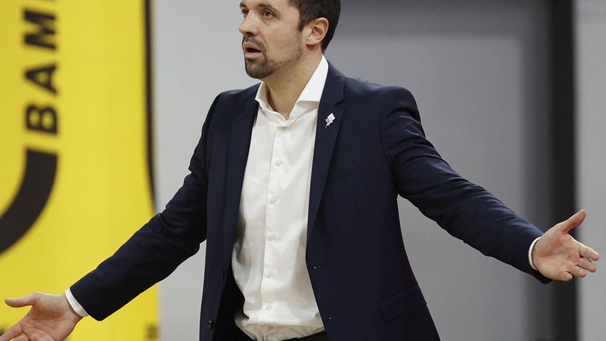 Igor Jovovic muss bei den Telekom Baskets gehen
