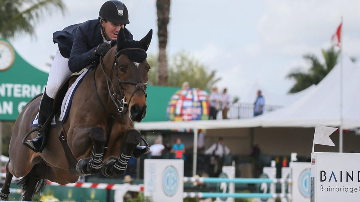 McLain Ward and Catoki