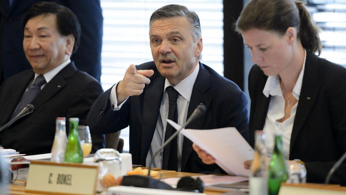 Rene Fasel spricht über sein Treffen mit Lukaschenko