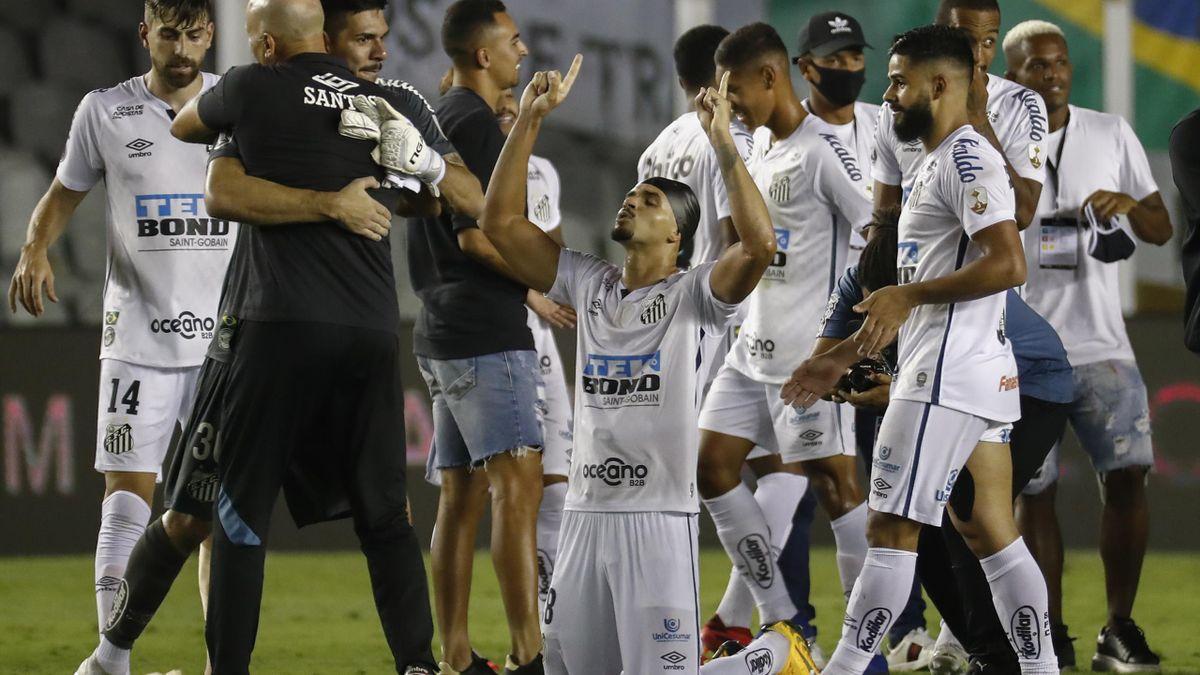 Santos s-a calificat în finala Copei Libertadores