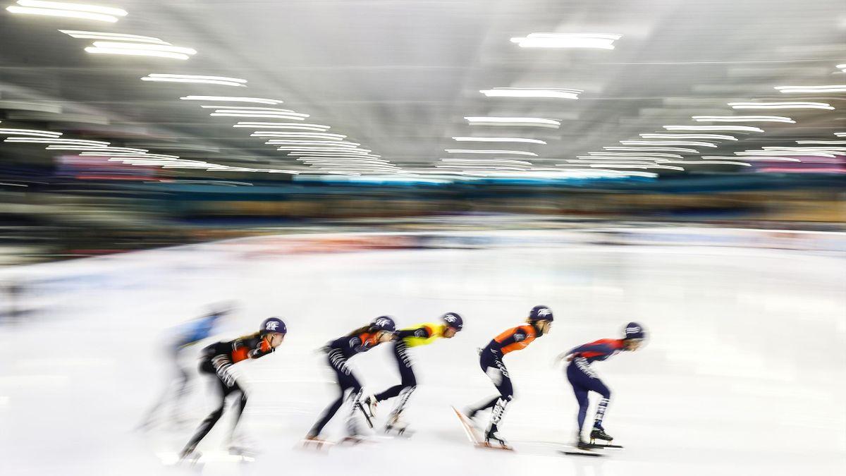 Umstrittene Personalentscheidungen im Eisschnelllauf