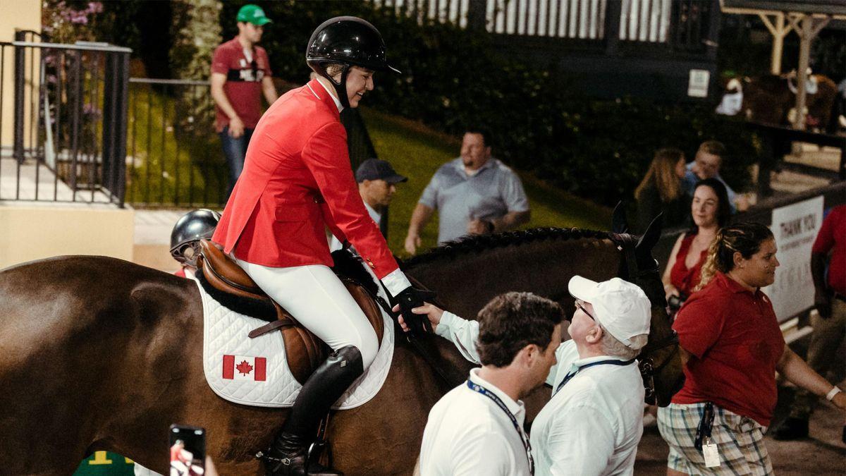 Entraîné par la disqualification de Nicole Walker, le Canada perd sont ticket pour les JO par équipes