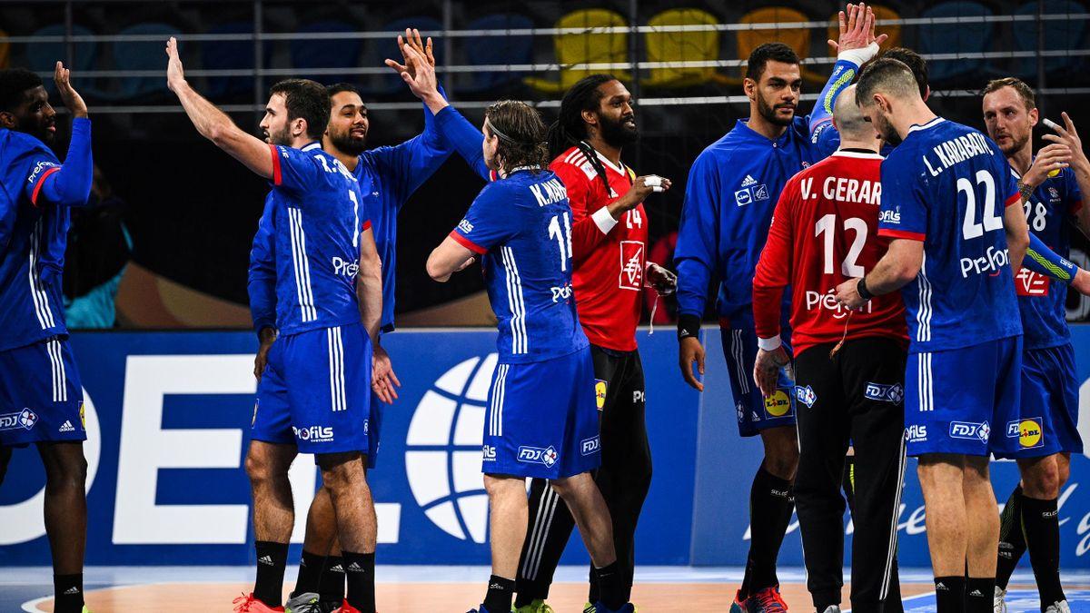 Frankreich hat neben Ägypten allen Grund zur Freude