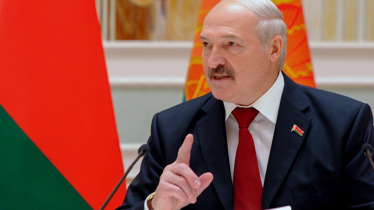 Machthaber von Belarus: Alexander Lukaschenko