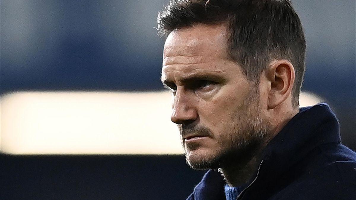 Teammanager Frank Lampard kritisiert seine Spieler