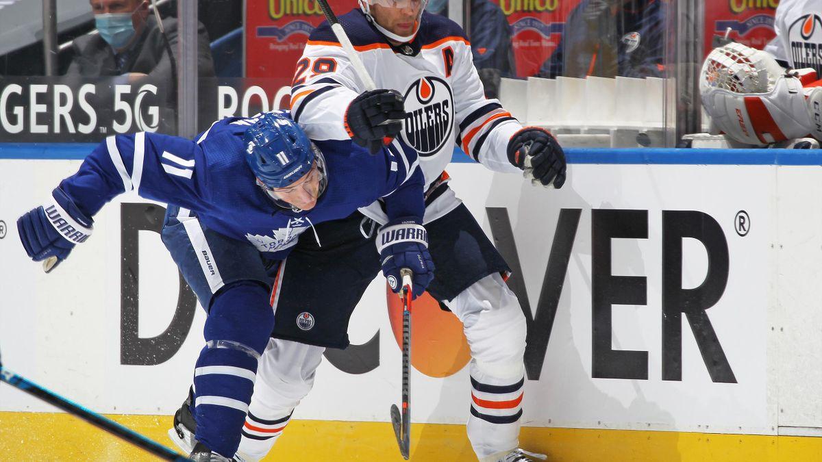 Draisaitl trifft bei Oilers-Niederlage gegen Toronto