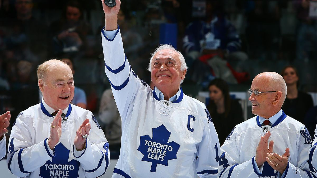 Maple Leafs trauern um George Armstrong (M.)