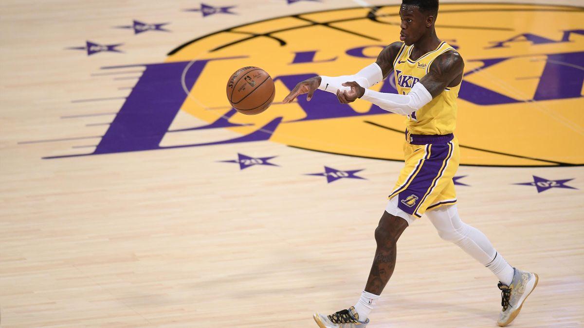 Schröder mit Lakers siegreich
