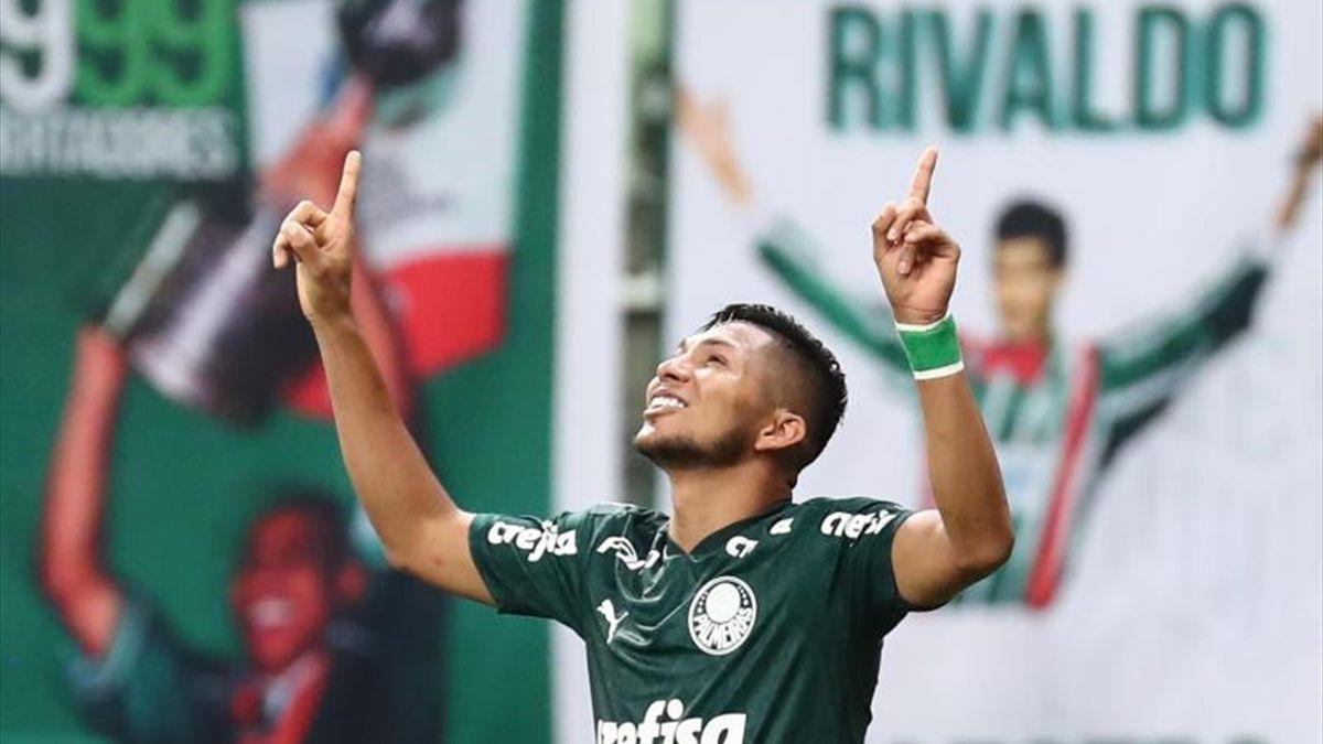 Rony, de campesino a obrero y luego mensajero hasta figura del Palmeiras -  Eurosport