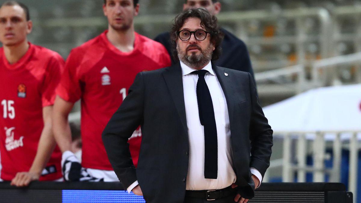 Heimniederlage für Bayern-Coach Andrea Trinchieri