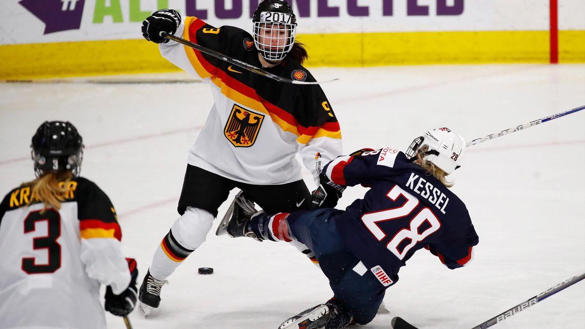 Eishockey-Nationalmannschaft bereitet sich auf WM vor