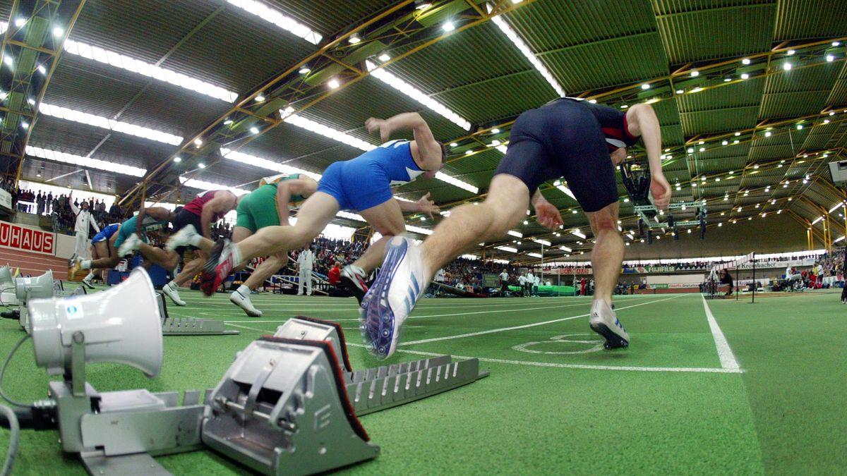 Leichtathletik-Hallen-DM in Dortmund kann stattfinden