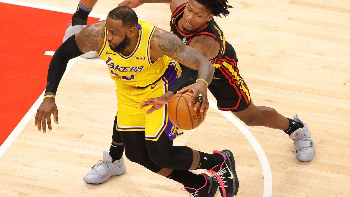 LeBron James ist gegen das diesjährige Allstar-Game