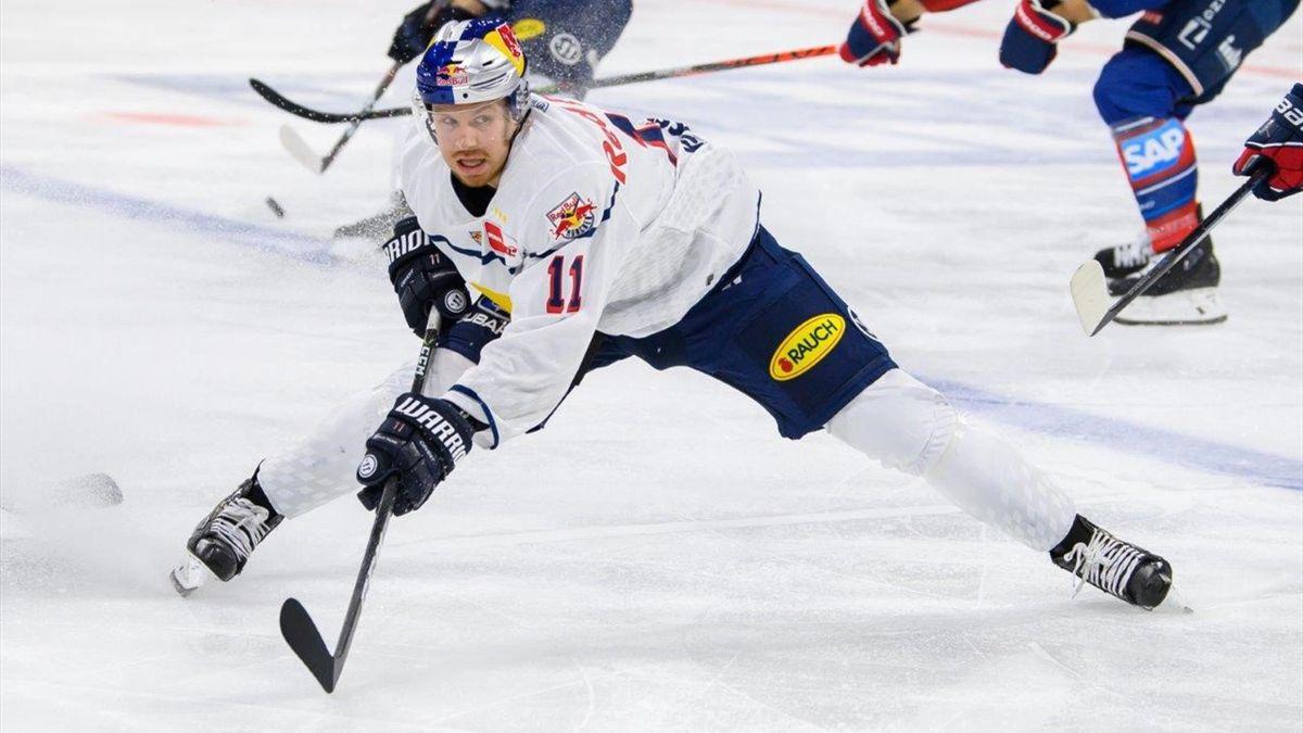 Kalle Kossila kehrt zu den Toronto Maple Leafs zurück