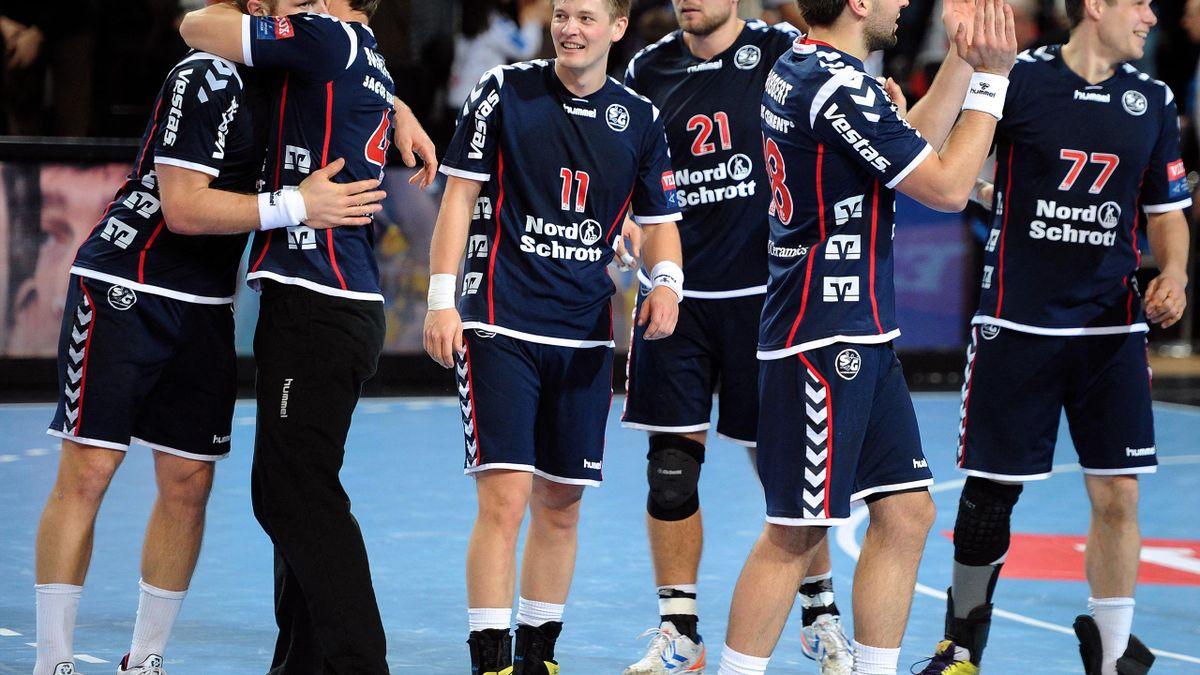 Champions-League-Spiel von Flensburg abgesagt