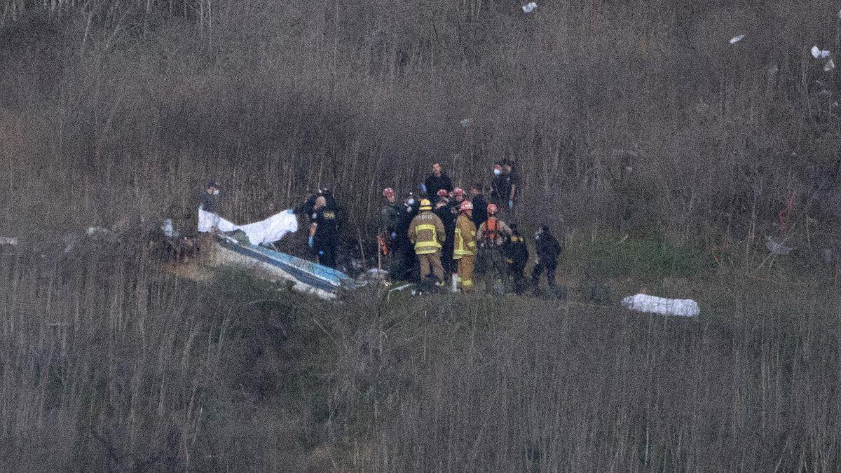 Am 26. Januar 2020 stürzte der Helikopter ab