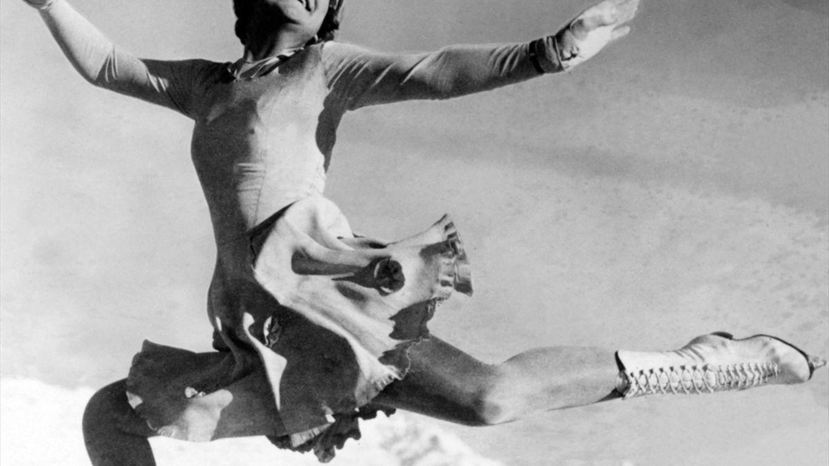 Henie holte vor 85 Jahren ihr drittes Olympia-Gold