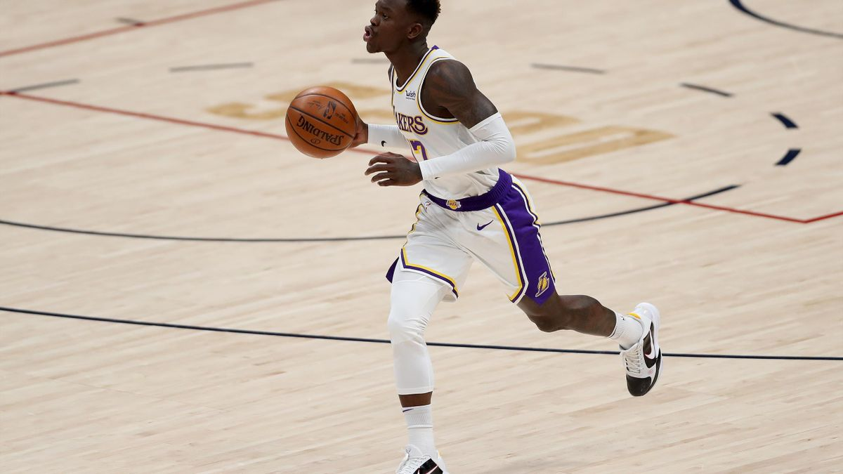 Lakers verlieren trotz acht Punkte von Schröder