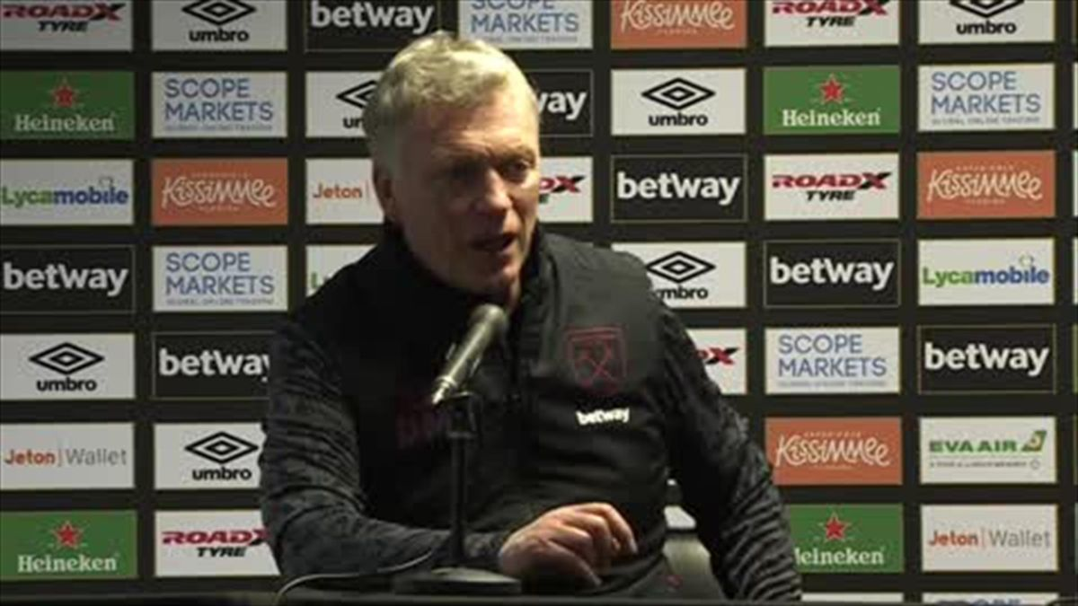 'Hard to believe we're above Liverpool' – Moyes on success at West Ham
