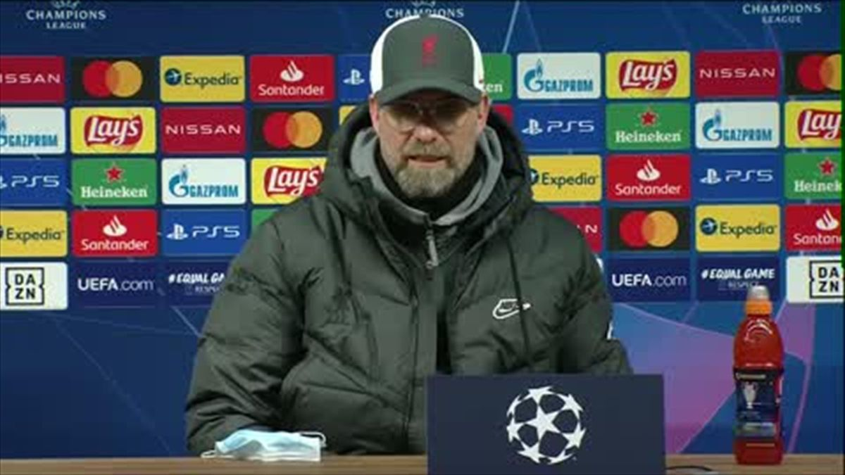'The boys played a really good game' - Klopp pleased with Liverpool win