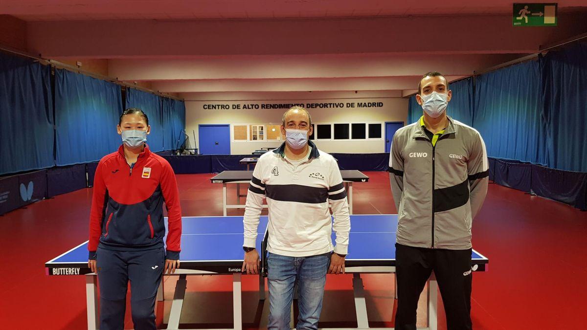 PODCAST 'Planeta Olímpico' | El ilusionante doble mixto de tenis de mesa