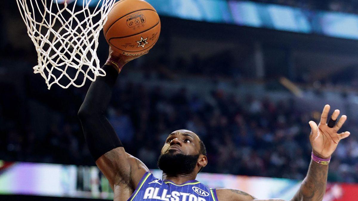 Trotz Spieler-Kritik: NBA veranstaltet Allstar-Game