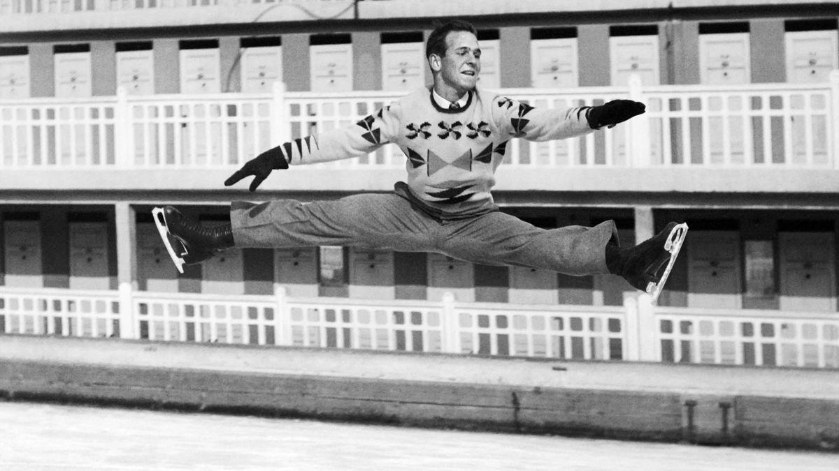 Button schreibt bei der Olympiade 1952 Geschichte