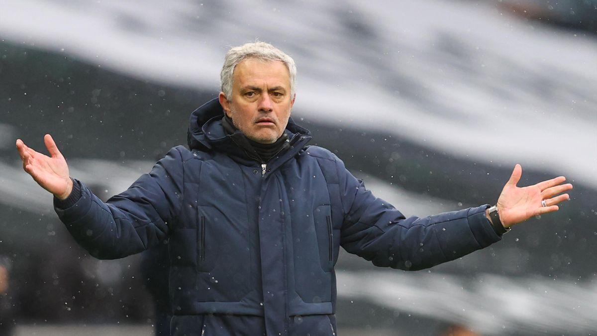 Mourinho und Tottenham unterliegen bei West Ham United
