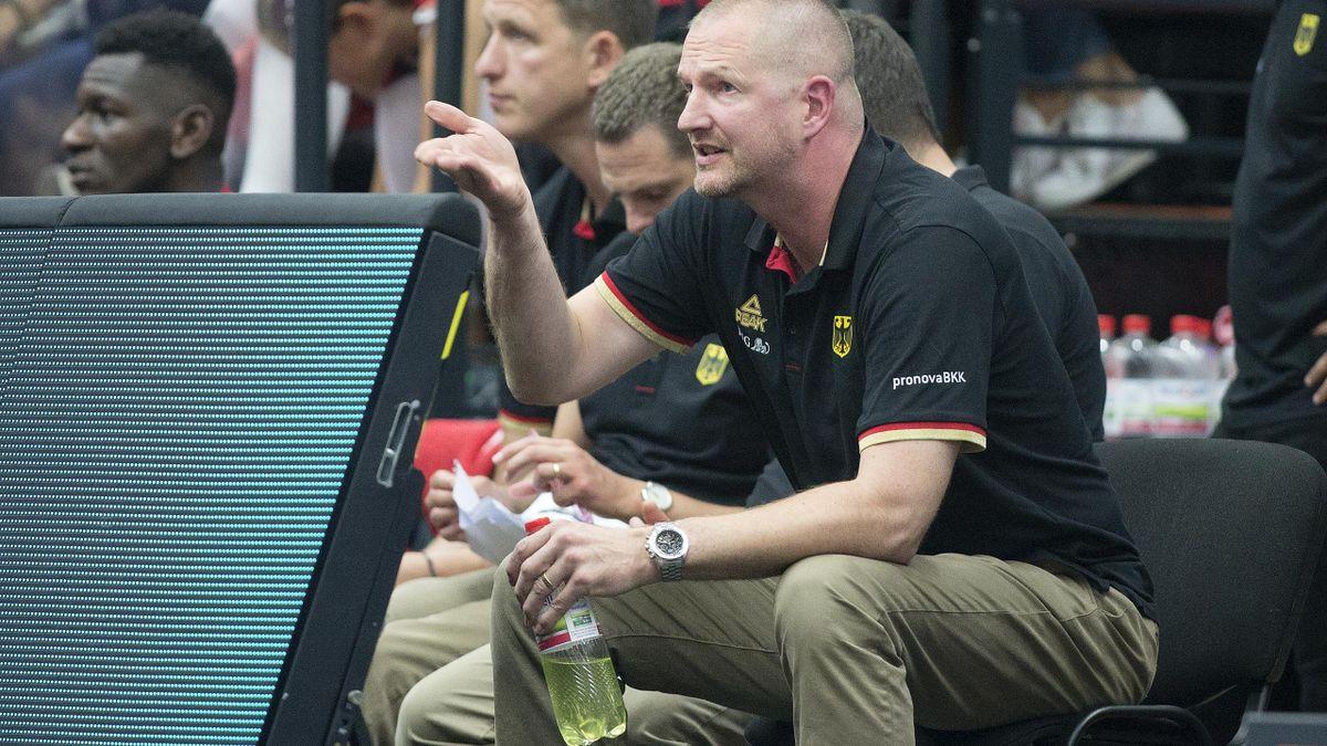 Bundestrainer Henrik Rödl muss auf Lukas Meisner verzichten