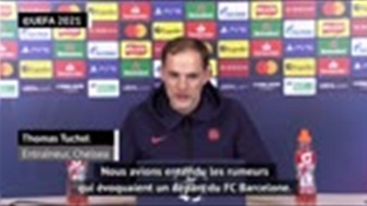 Transferts - Tuchel révèle avoir tenté de recruter Suárez au PSG