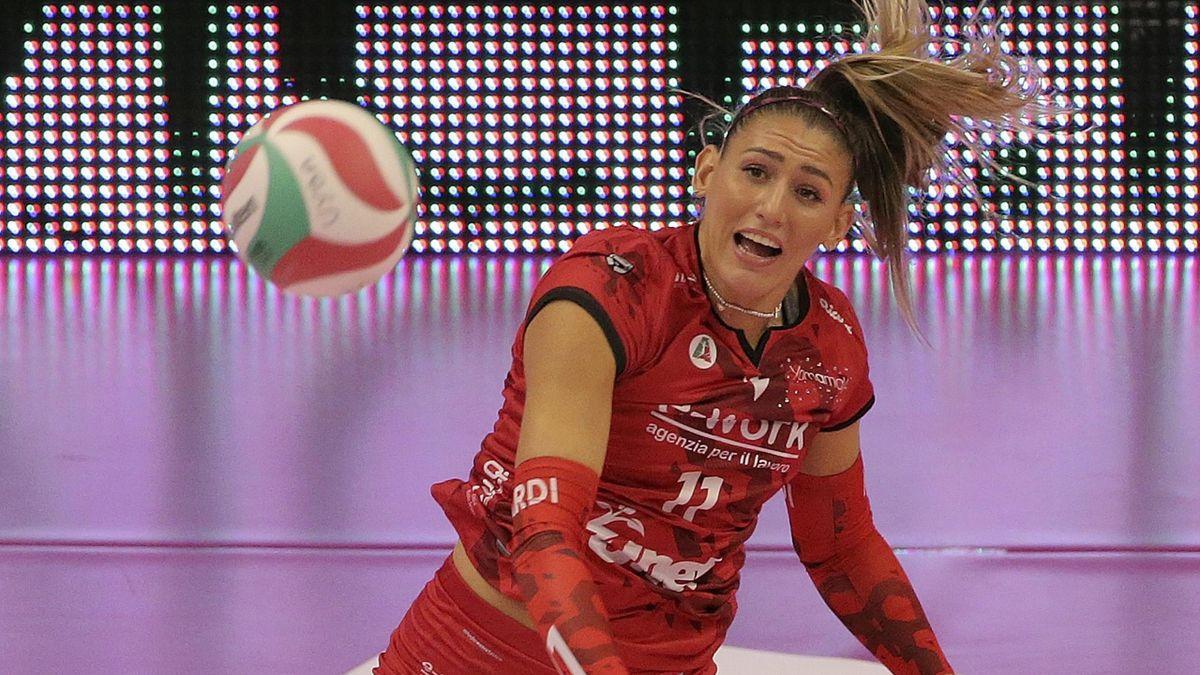 Camilla Mingardi di Busto Arsizio