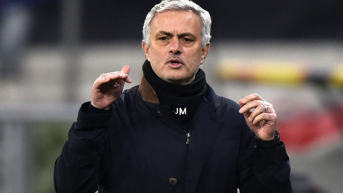 Jose Mourinho freut sich über den Leistungsdruck
