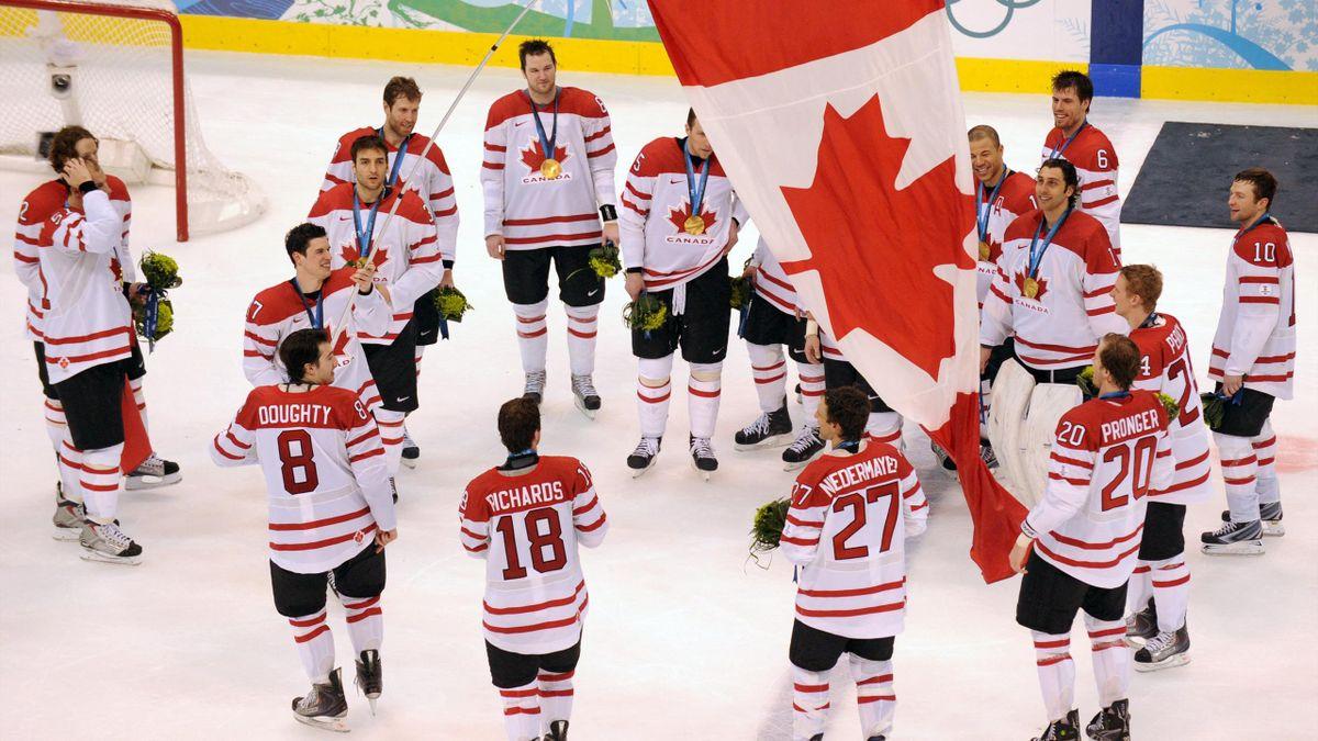Crosby machte Kanadas Olympia-Rausch perfekt