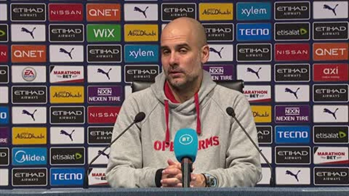 'Incredible' stats but Pep focused on Man Utd match after win over Wolves