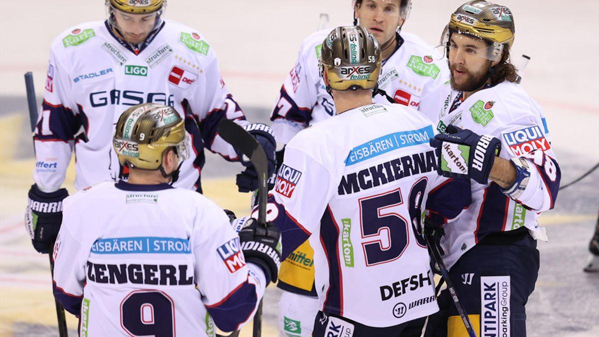 Die Eisbären gewinnen das Topspiel gegen Bremerhaven