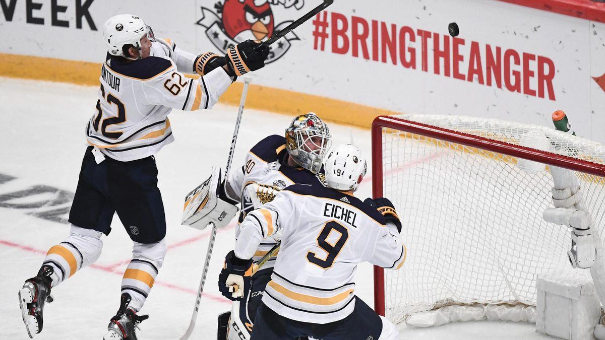 Die Buffalo Sabres verlieren das sechste Spiel in Folge