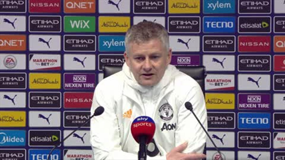 'We need to improve on so many things' - Solskjaer after derby win