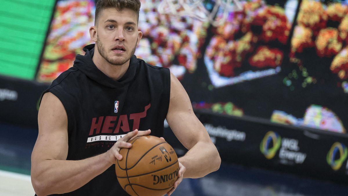 NBA-Profi Meyers Leonard wird für eine Woche suspendiert
